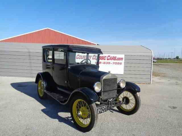 1927 Ford Model T | 1021931