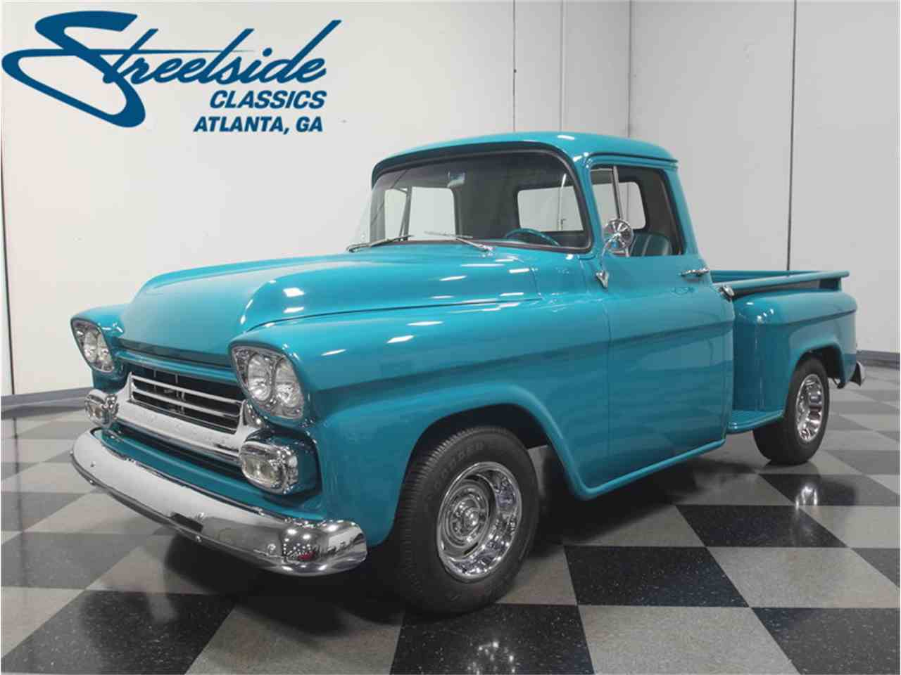 Pickup 61 chevy pickup : 1959 to 1961 Chevrolet Apache for Sale on ClassicCars.com