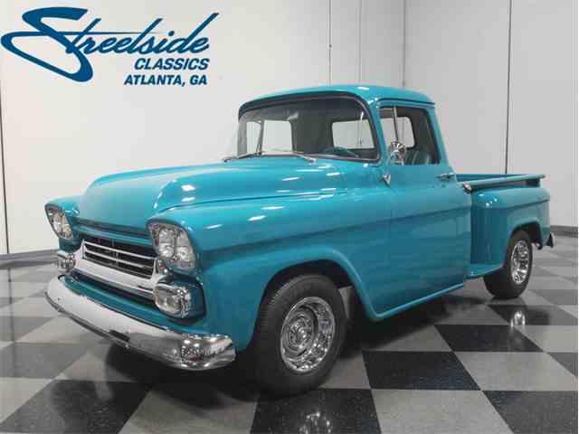 1959 Chevrolet Apache | 1021932
