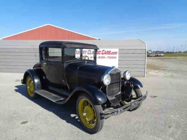 1928 Ford Model A | 1021934