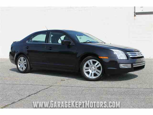 2007 Ford Fusion AWD | 1021936