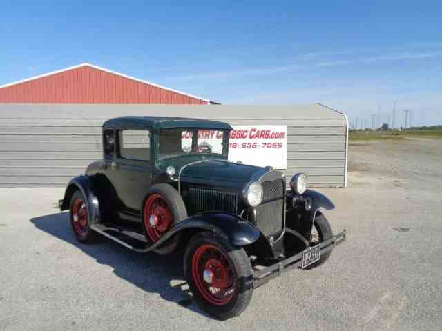 1930 Ford Model A | 1021937