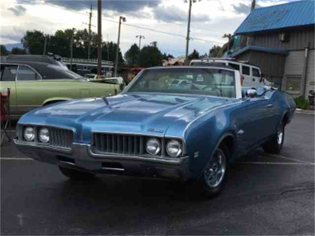1969 Oldsmobile Cutlass | 1021938