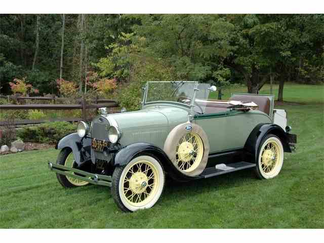 1928 Ford Model A   1021942