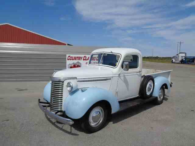 Picture of Classic '39 Chevrolet Pickup located in Staunton Illinois - $18,950.00 Offered by Country Classic Cars - LWJB