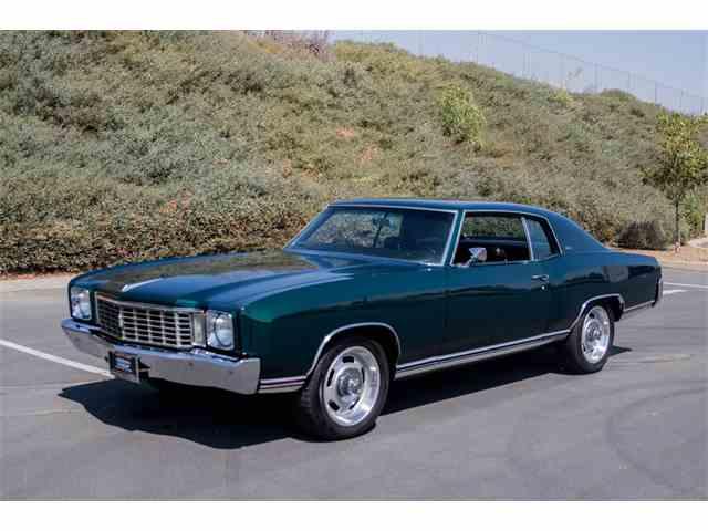 1972 Chevrolet Monte Carlo | 1021945