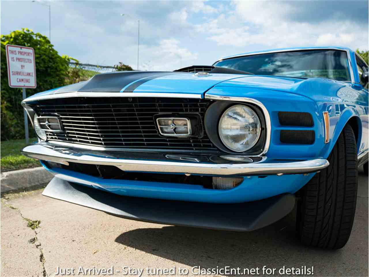 Large Picture of '70 Mustang Mach 1 - LWJF