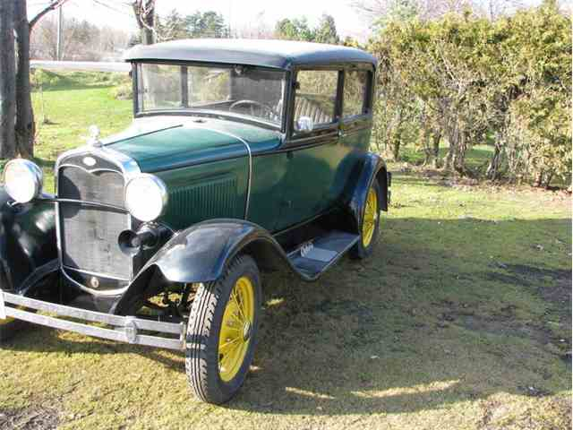 1931 Ford Model A | 1021949