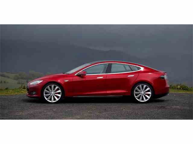 2014 Tesla S   1021957