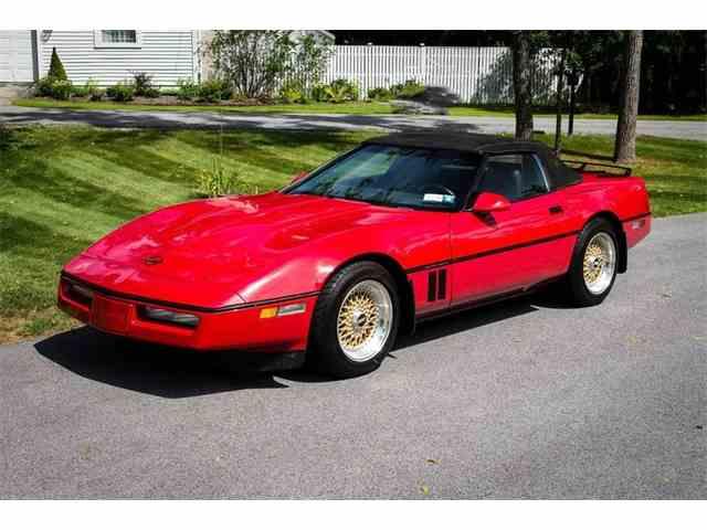 1986 Chevrolet Corvette | 1021965