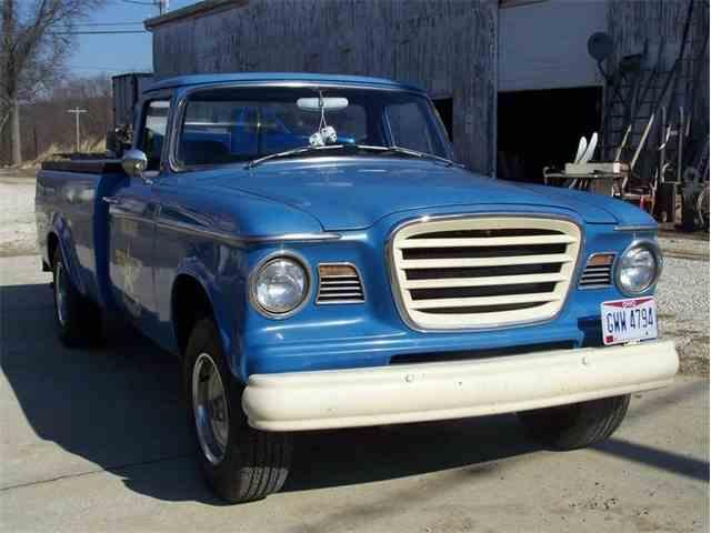 1963 Studebaker Champ   1021971