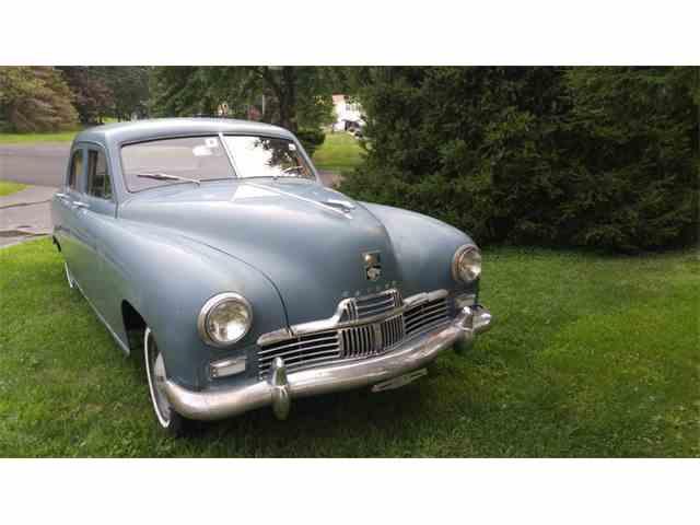 1947 Kaiser 2-Dr Sedan | 1021975