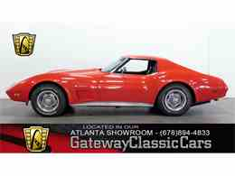 Picture of '74 Chevrolet Corvette located in Georgia Offered by Gateway Classic Cars - Atlanta - LWKB