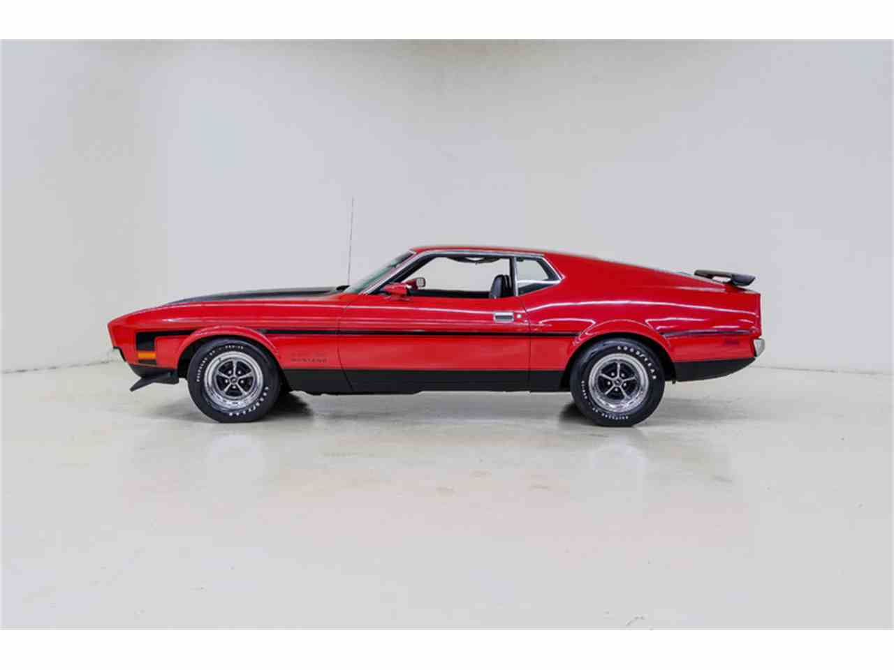 Large Picture of '71 Mustang Boss - LWKK