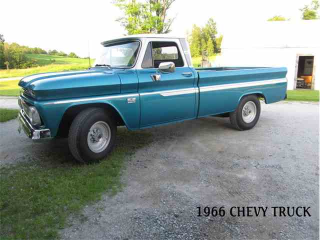 1966 Chevrolet Pickup | 1021994