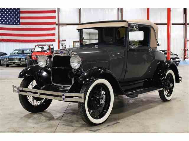 1929 Ford Model A | 1020002