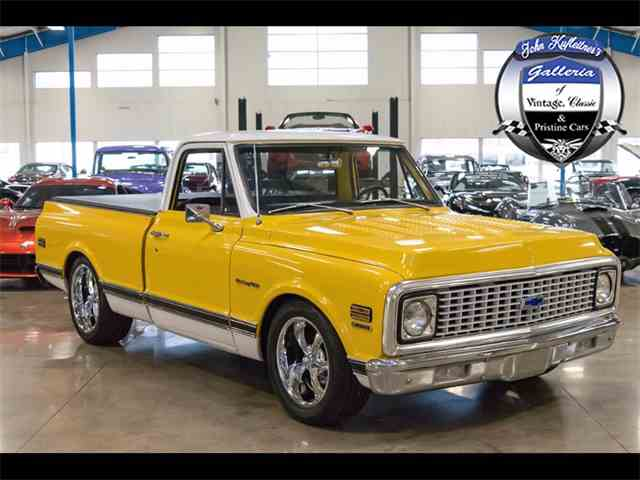1971 Chevrolet C10 | 1020020