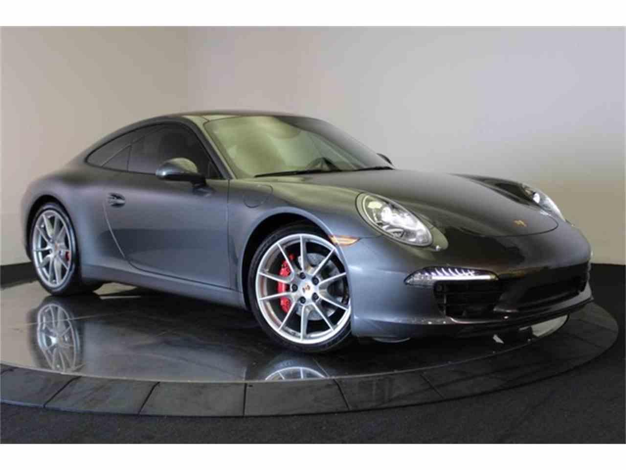 2014 Porsche 911 for Sale - CC-1022005