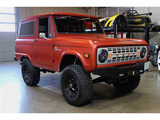1974 Ford Bronco | 1022010