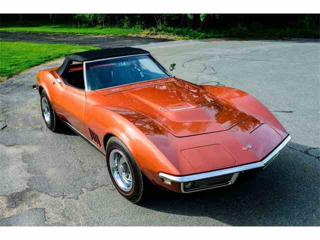 1968 Chevrolet Corvette | 1022022