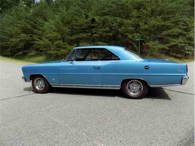 1966 Chevrolet Nova SS | 1022024