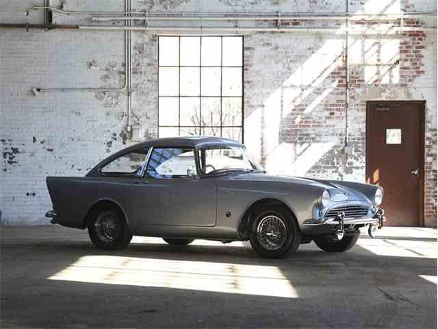1961 Sunbeam Alpine   1022027