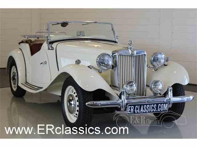 1952 MG TD   1020203