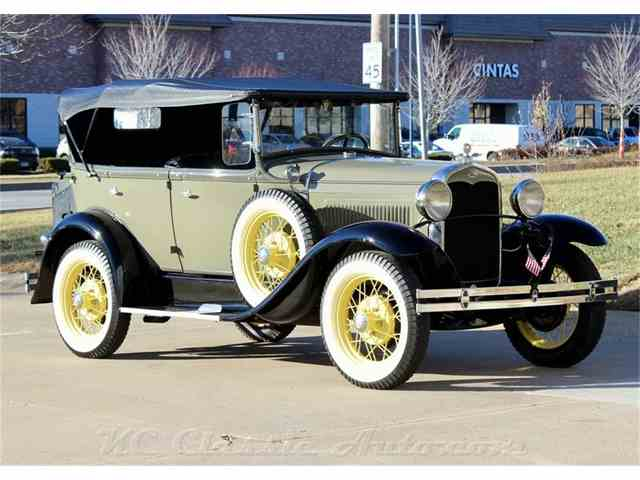 1931 Ford Model A | 1022030