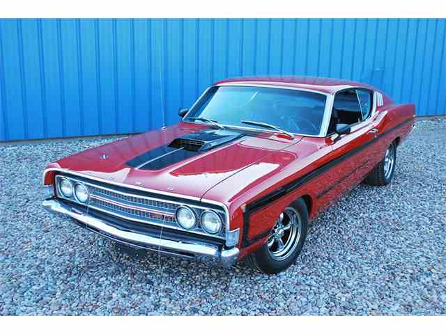 Picture of 1968 Torino located in Vernal Utah - $28,800.00 Offered by Salt City Classic & Muscle - LWLT