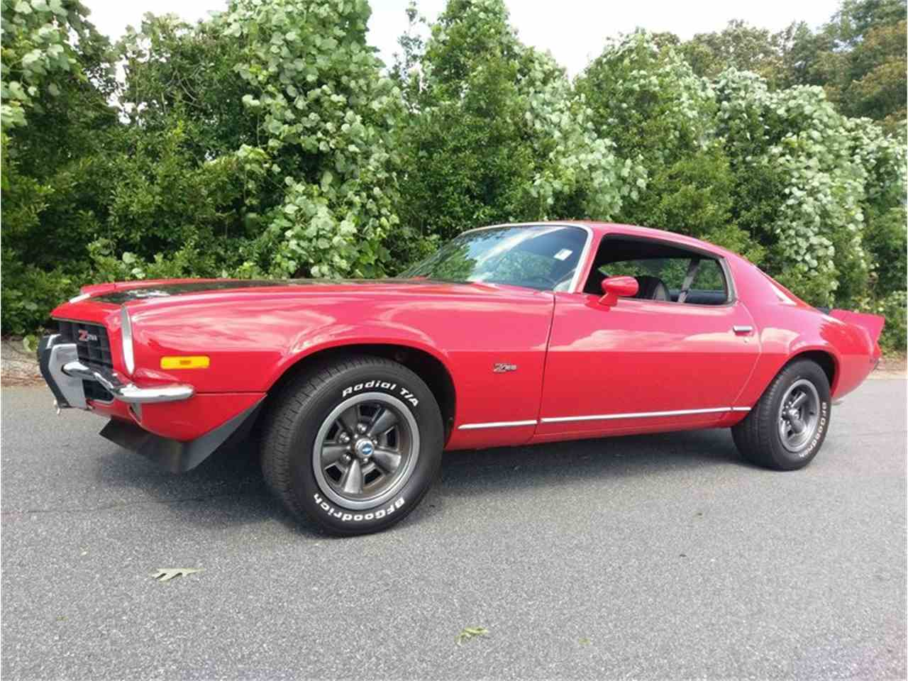 Large Picture of '73 Camaro Z28 - LWLU