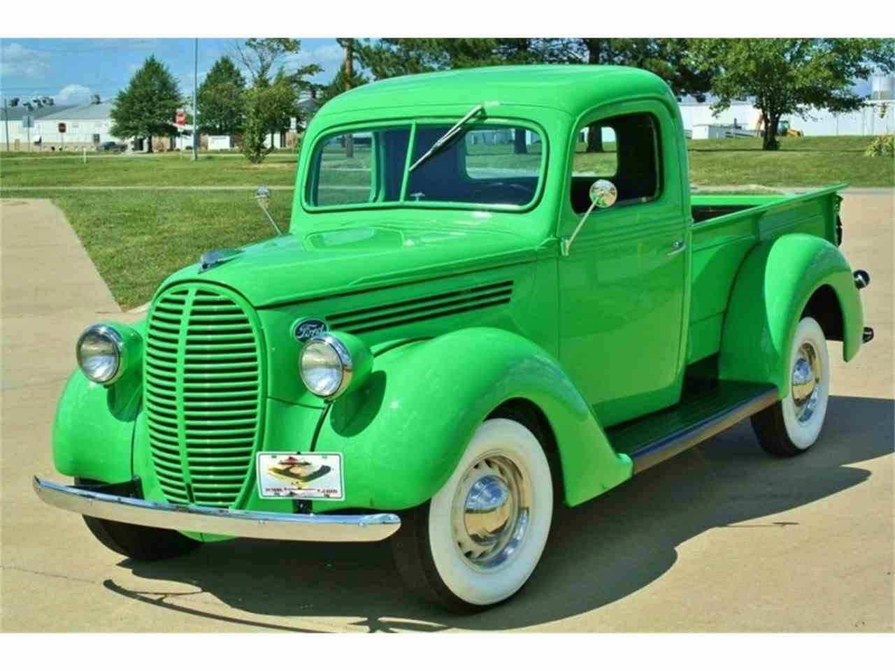 Large Picture of Classic 1938 Ford Pickup located in Kansas Offered by KC Classic Auto - LWLV
