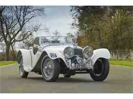 Picture of '38 Jaguar SS100 Offered by Gullwing Motor Cars - LWLX