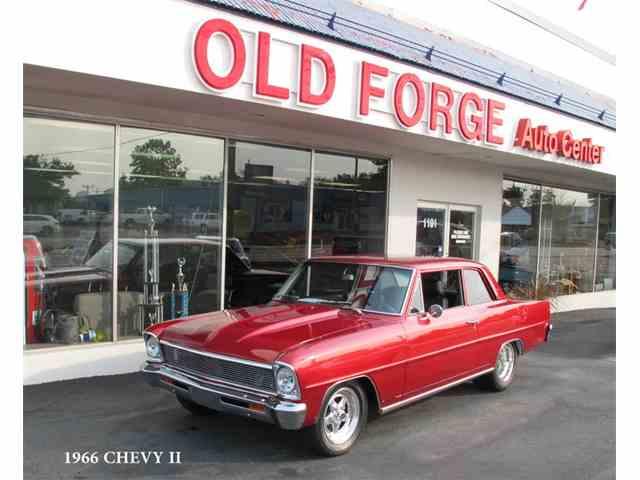 1966 Chevrolet Chevy II | 1022039