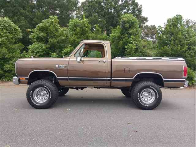 1989 Dodge LE 150 Power Ram   1022042