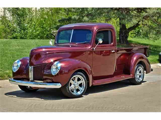 1940 Ford Pickup | 1022044