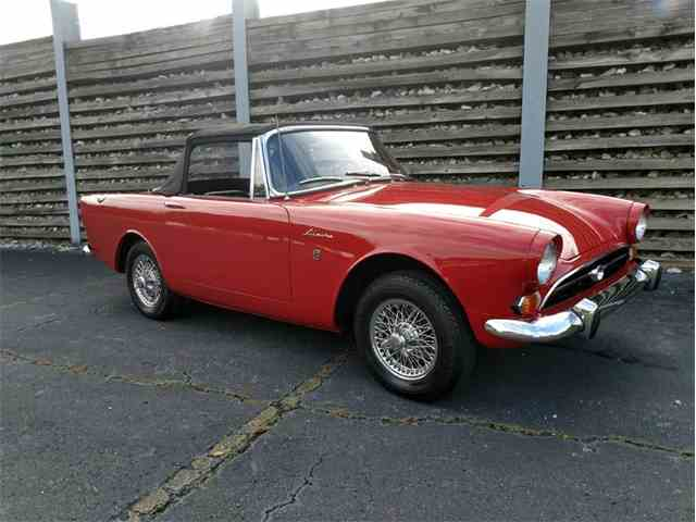 1967 Sunbeam Alpine Rootes 1725 | 1022046