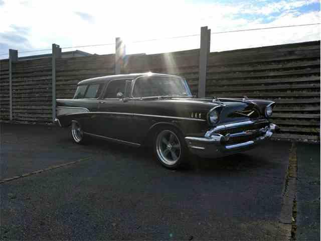 1957 Chevrolet Bel Air Nomad | 1022048