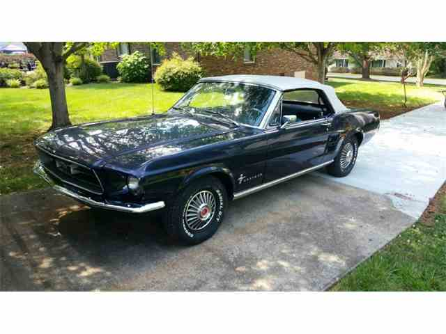 1967 Ford Mustang | 1022052
