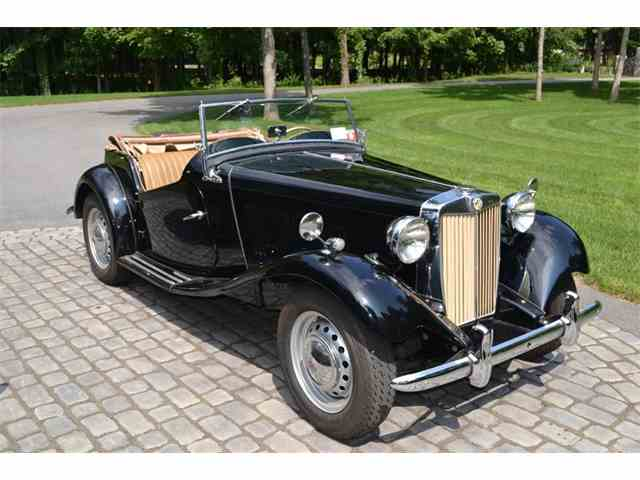 1951 MG TD | 1022055