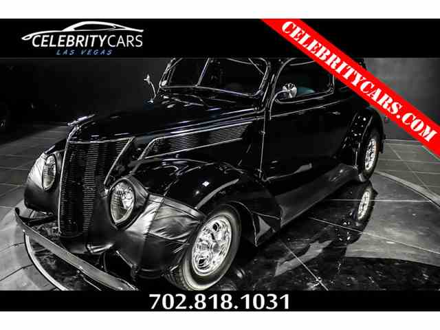 Picture of Classic '37 Ford Tudor - $69,999.00 Offered by Celebrity Cars Las Vegas - LWMI
