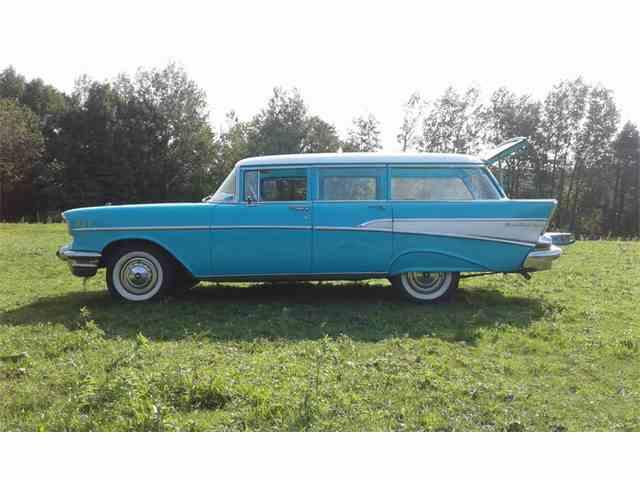 1957 Chevrolet Bel Air | 1022060