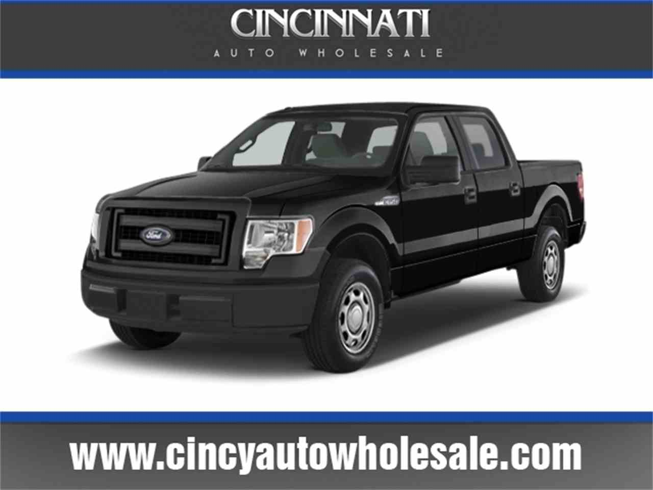 Large Picture of 2013 Ford F150 located in Ohio - LWMP