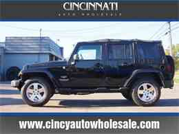 Picture of '09 Jeep Wrangler located in Ohio Offered by Cincinnati Auto Wholesale - LWMR