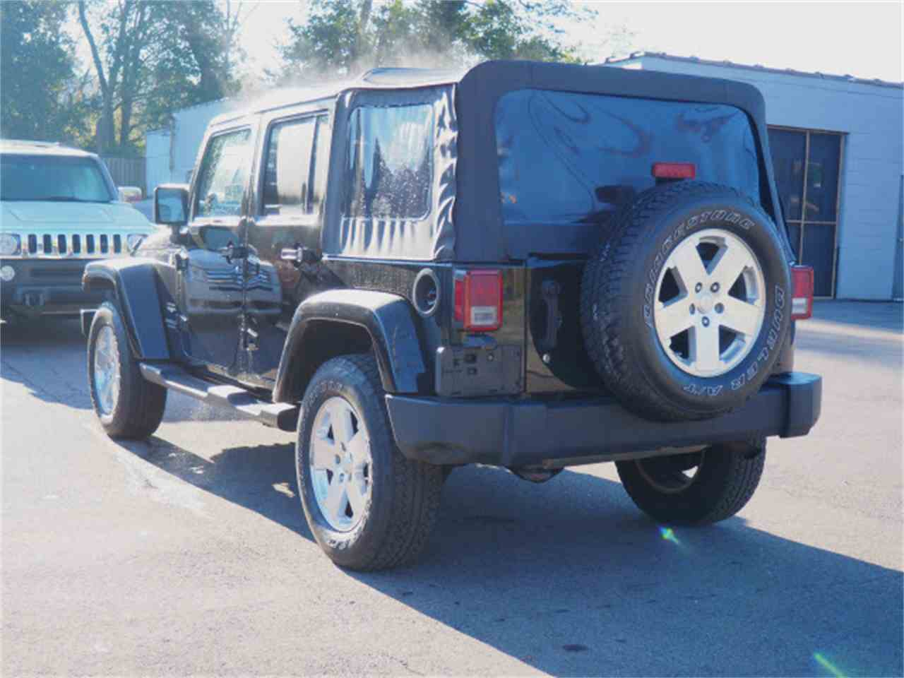 Large Picture of 2009 Wrangler located in Ohio - $17,000.00 Offered by Cincinnati Auto Wholesale - LWMR