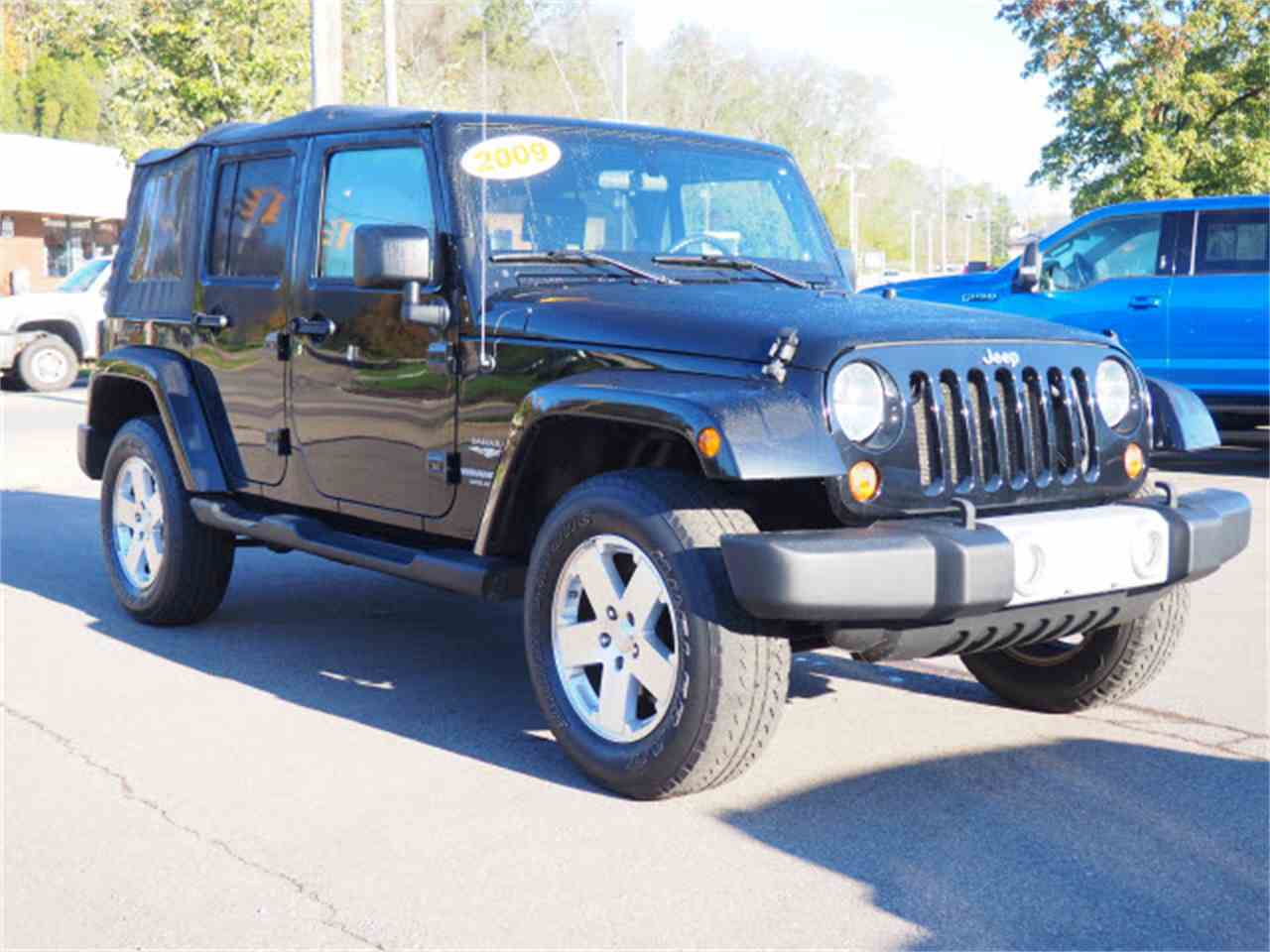 Large Picture of '09 Jeep Wrangler located in Loveland Ohio - $17,000.00 - LWMR