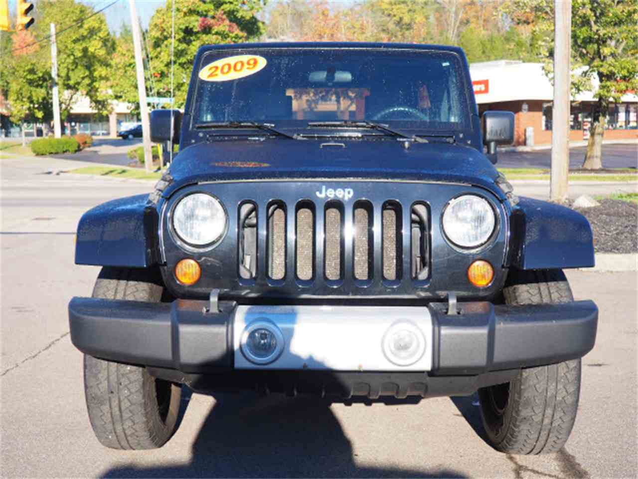 Large Picture of '09 Wrangler located in Ohio Offered by Cincinnati Auto Wholesale - LWMR