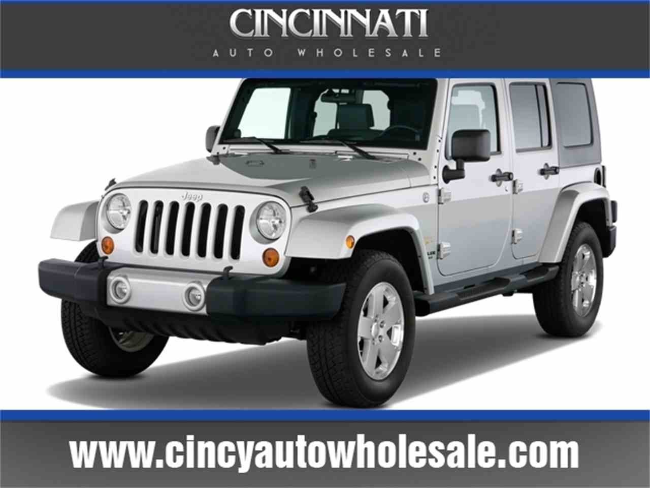Large Picture of 2009 Wrangler located in Loveland Ohio Offered by Cincinnati Auto Wholesale - LWMR