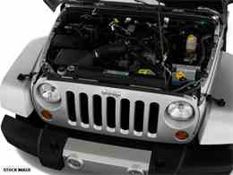 Picture of 2009 Jeep Wrangler located in Loveland Ohio - LWMR