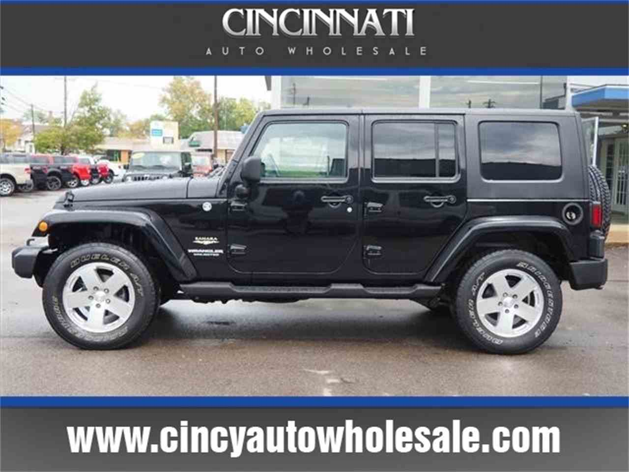 Large Picture of '09 Wrangler - $17,000.00 Offered by Cincinnati Auto Wholesale - LWMR