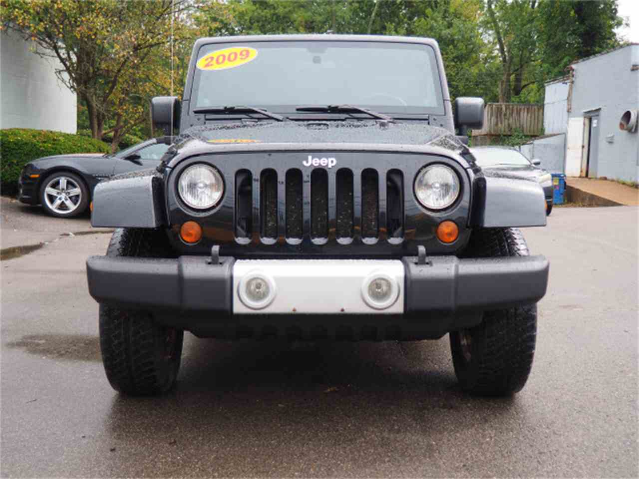 Large Picture of 2009 Jeep Wrangler located in Ohio - $17,000.00 Offered by Cincinnati Auto Wholesale - LWMR
